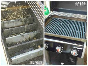 BBQ-cleaning