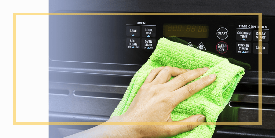 Oven Cleaning West London