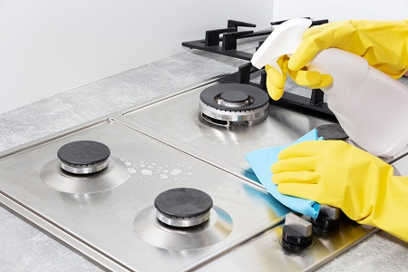 Want To Make Oven Cleaning Easier Follow These Steps